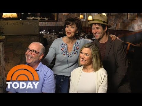 Reunited 'Northern Exposure' Stars Look Back Fondly At Their Quirky   TODAY