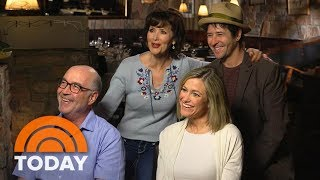 Reunited 'Northern Exposure' Stars Look Back Fondly At Their Quirky Show | TODAY