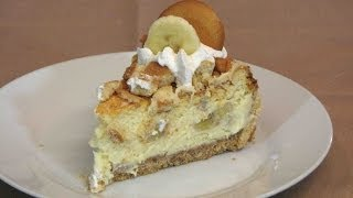 Banana Pudding Cheesecake -- Lynn's Recipes -  Easter