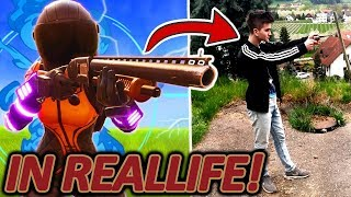 FORTNITE IN REAL LIFE!😍 [Interaktives Video] | Fortnite Battle Royale