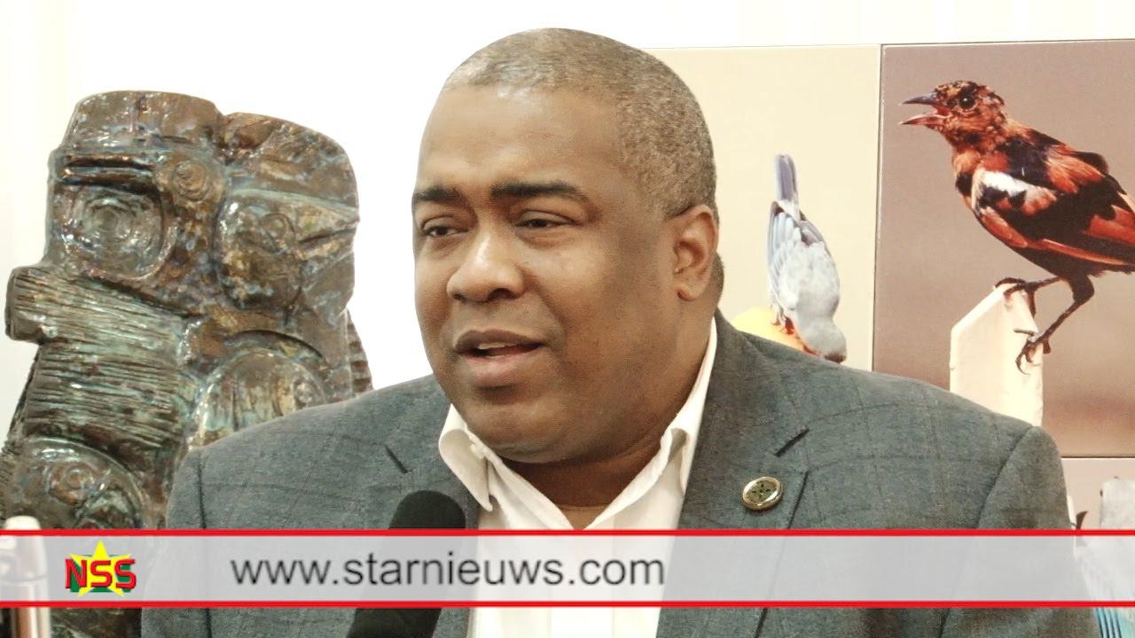 Hoefdraad: Suriname doorstaat economische dip - YouTube
