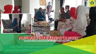 Pertemuan UMKM Kabupaten Bogor