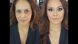 Sun Spot Color Correction Makeup by rebellemakeup