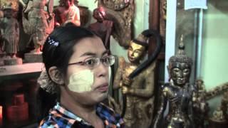 Загадки Мьянмы: что такое танака?(Что такое танака? Мьянма - загадка юго-восточной Азии. Едем с нами!, 2013-01-27T09:28:48.000Z)