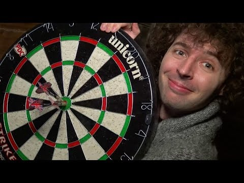 3 Bullseyes In Darts - 1 Week Challenge - Part 1