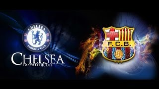 Chelsea - Barcelona  full match  28 07 2015 Russian commentators HD