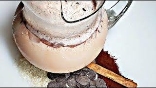 Chocolate Horchata Recipe   Creamy Chocolate Rice Milk Drink