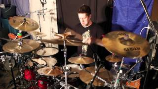 + Gramophone + Nero - Promises (Skrillex & Nero Remix) Drum Cover