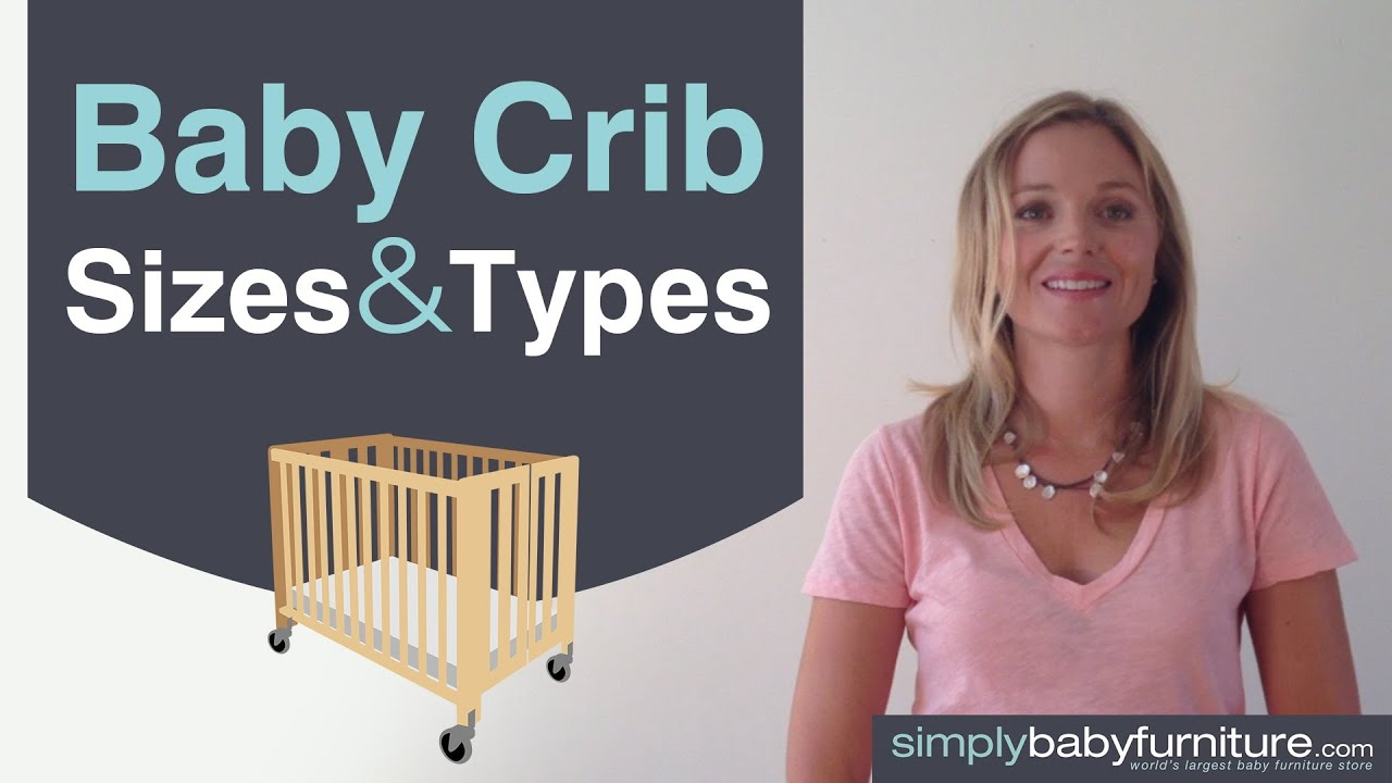 Nursery Tips What You Need To Know About Crib Sizes Types Find The Best Baby Part 2 Of 4