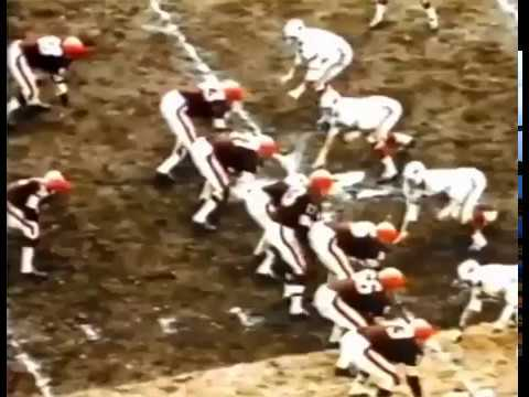 1965: Larry Wilson 95 yard INT return vs. Cleveland Browns