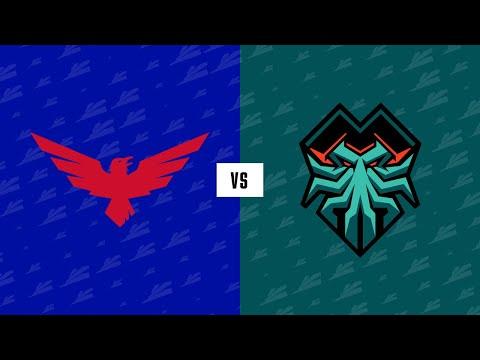 Full Match | London Royal Ravens Vs Florida Mutineers | Atlanta FaZe Home Series Day 1