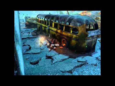 What happend!? Black Ops 2 Zombies Bug Epic Fail