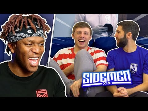 SIDEMEN SHOTS FIRED MOMENTS! 7