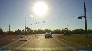 Driving from Fort Myers to Boca Raton, Florida