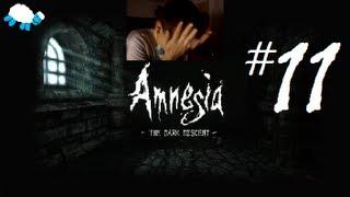AGRESIVNÍ BRADAVKY - Amnesia: Pád do temnoty - Part 11 [ CZ/HD ]