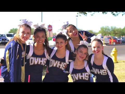 Desert Vista High School Cheer Slideshow 2017-2018
