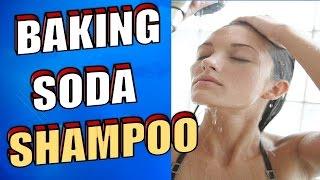DIY BAKING SODA SHAMPOO: It Will Make Your HAIR GROW Faster & Treat HAIR LOSS