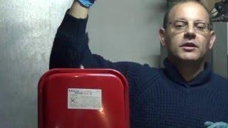 Reparar caldera de gas Tutorial vaso expansion como reparar y para que sirve