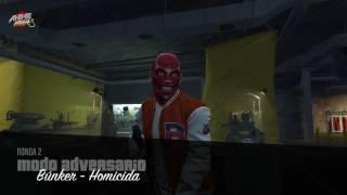 GTA V Online | Búnker-Homicida| Gameplay PC | FX 8350 | GTX 960 G1 4GB | 60FPS