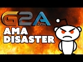 G2A Reddit AMA BACKFIRES - The Know Gaming News