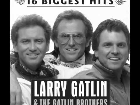Larry Gatlin & The Gatlin Brothers -- Houston (Means I'm One Day Closer To You)