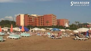 Gambar cover STAFA REISEN Hotelvideo: Pegasos Royal, Alanya