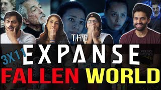 The Expanse - 3x11 Fallen World - Group Reaction