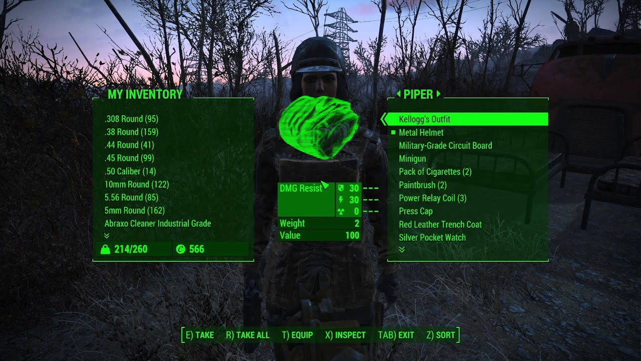 Trade Stands Fallout 4 : Fallout cannot talk to companion glitch bug fix found