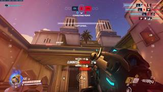 """Winsome...Lose Some pt.1""(33elims+24crits+23final blows+gold dmg)"