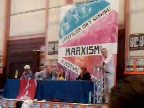 Kieran Allen at Marxism 2009
