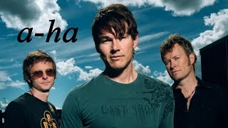 Crying In The Rain - a-ha - Lyrics/บรรยายไทย
