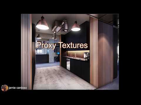 Proxy Textures: In-Depth Tutorial