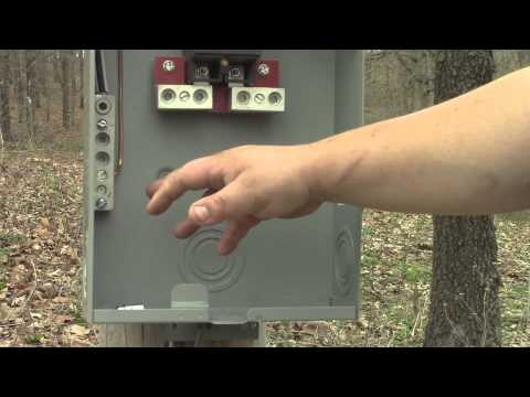 aep mobile home hook up