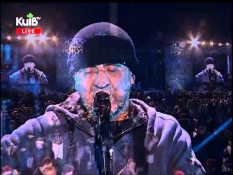 ДДТ в Киеве. Новогодний концерт (31.12.2012)
