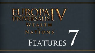 Wealth of Nations Feature Part 7 - Canals & Great Works system