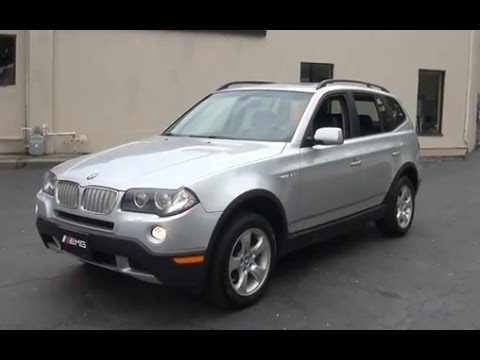 2008 bmw x3 automotive review youtube. Black Bedroom Furniture Sets. Home Design Ideas