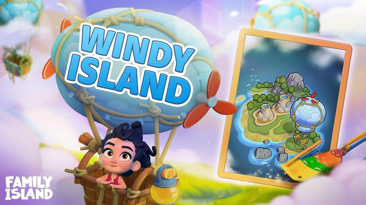Family Island: Windy Island