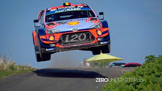 Wrc Rally Deutschland 2019 | Big Jumps, Crashes & Flatout Action