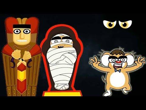 Rat-A-Tat |The MUMMY Mouse Egyptian Adventures Best 8 Episodes'| Chotoonz Kids Funny Cartoon Videos