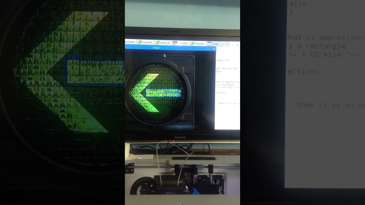 Traffic Light Detection Opencv Github
