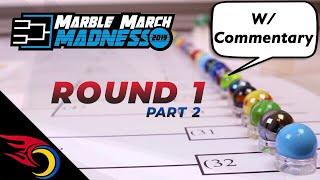 Мармуровий Березневе безумство 2019 - раунд 1 (ч. 2) | іграшки гонки
