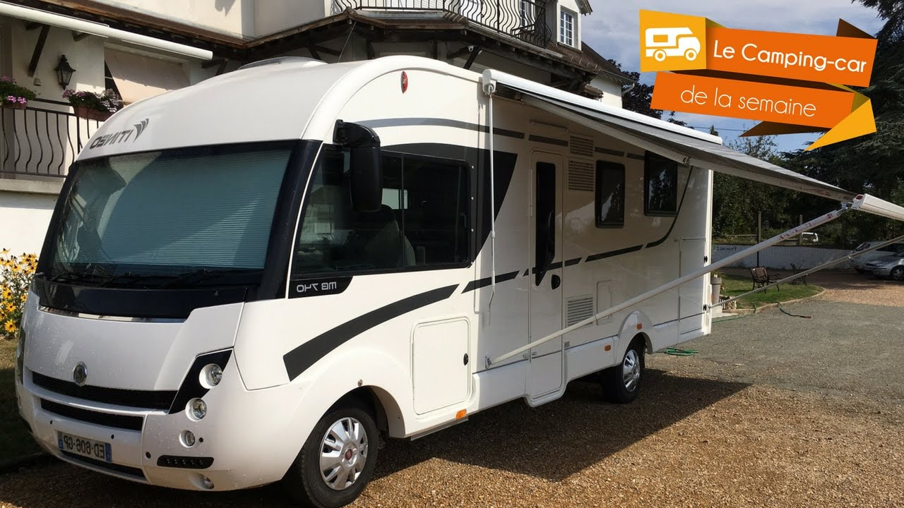 camping-car itineo mb 740