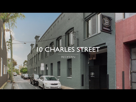 10 Charles Street, Redfern: A warehouse conversion like no other