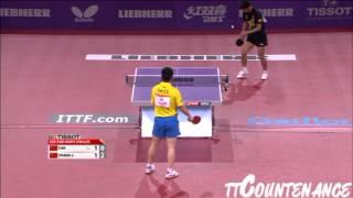 WTTC: Zhang Jike-Fan Zhendong