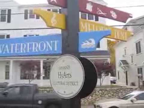 Hyannis Downtown, Cape Cod by New England Vacation Rentals