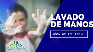 lavado de manos COVID-19