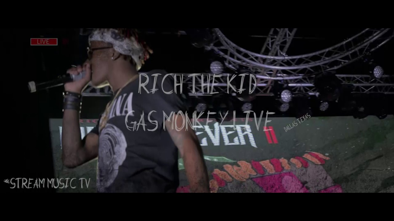 Download Rich The Kid Live Concert