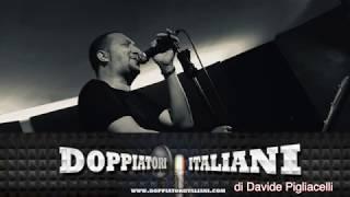 Il doppiatore Gianluca Crisafi su Webradionetwork