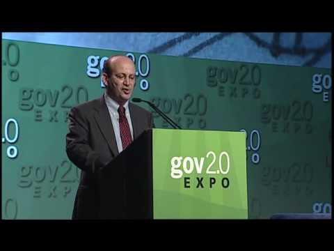 "Gov 2.0 Expo 2010: Carl Malamud, ""Law.Gov: America's Operating System, Open Source"""