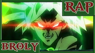 RAP DE BROLY EN ESPAÑOL 2018 / DRAGON BALL SUPER: BROLY MOVIE/PELICULA 2018 ProiiRaps ft. PlayerVASH